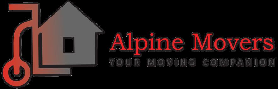 Main Logo Dubai Movers - Your Moving Companion - Alpine Movers