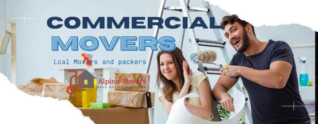 Commercial Movers - Dubai Shifting Company