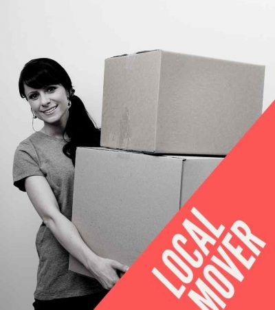 Local Mover and packers Dubai - Alpine Movers